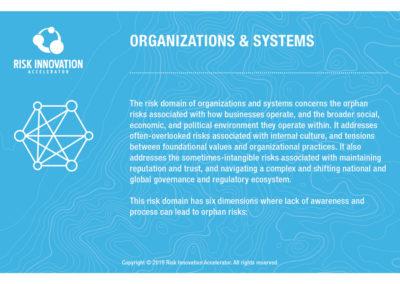 Organizations & Systems